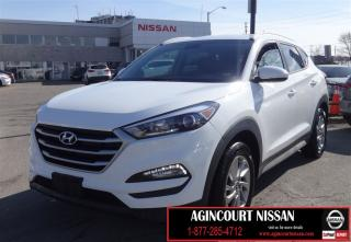 Used 2017 Hyundai Tucson SE |BACKUP CAMERA|BLUETOOTH for sale in Scarborough, ON