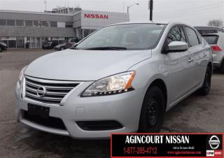 Used 2015 Nissan Sentra 1.8 SV SV|BACKUP CAMERA|BLUETOOTH|HEATED FRONT SEA for sale in Scarborough, ON