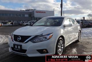 Used 2018 Nissan Altima 2.5 S DEMO|BACKUP CAM|AUTO BRAKING|REMOTE STARTER| for sale in Scarborough, ON