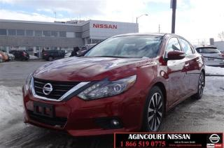 Used 2018 Nissan Altima 2.5 SL Tech DEMO|FULLY LOADED|CAR PLAY| for sale in Scarborough, ON