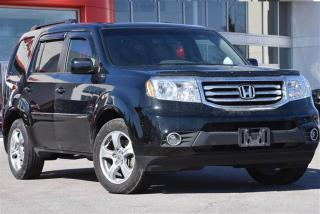 Used 2014 Honda Pilot EX-L 4WD 5AT for sale in Pickering, ON