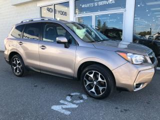 Used 2014 Subaru Forester XT Touring for sale in Vernon, BC