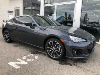 Used 2017 Subaru BRZ Sport-tech for sale in Vernon, BC