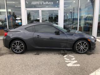 Used 2017 Subaru BRZ Sport-tech for sale in Vernon, BC