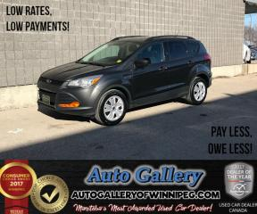 Used 2015 Ford Escape S *B.Cam for sale in Winnipeg, MB