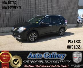 Used 2016 Nissan Rogue SL *AWD for sale in Winnipeg, MB