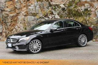 Used 2015 Mercedes-Benz C-Class C400 4MATIC Premium AMG Style for sale in Winnipeg, MB
