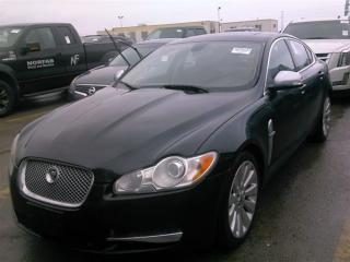 Used 2009 Jaguar XF PREMIUM LUXURY ~ 150KMS ONLY ~ NAVIGATION !!! for sale in Burlington, ON