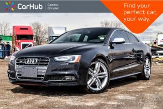 Used 2015 Audi S5 Technik|Quattro|Navi|Sunroof|Backup Cam|Bluetooth|Leather|19