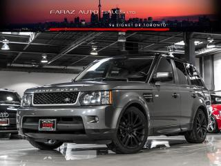 Used 2010 Land Rover Range Rover Sport HSE|NAVI|REAR CAMERA|HARMAN KARDON|FULLY LOADED for sale in North York, ON