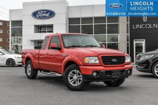 Used 2009 Ford Ranger FX4 Off-Road SuperCab 4 Door for sale in Ottawa, ON