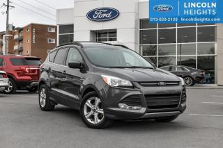 Used 2015 Ford Escape SE FWD for sale in Ottawa, ON