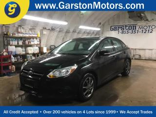 Used 2014 Ford Focus SE*REMOTE START*MICROSOFT SYNC PHONE CONNECT*HEATED FRONT SEATS*KEYLESS ENTRY*CLIMATE CONTROL* for sale in Cambridge, ON