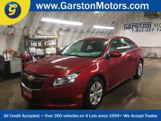 Used 2012 Chevrolet Cruze LT*KEYLESS ENTRY w/REMOTE START*CLIMATE CONTROL*POWER WINDOWS/LOCKS/MIRRORS*TRACTION CONTROL* for sale in Cambridge, ON