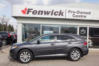 Used 2015 Toyota Venza 4CYL AWD 6A for sale in Sarnia, ON