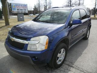 Used 2006 Chevrolet Equinox LT for sale in Ajax, ON