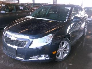 Used 2014 Chevrolet Cruze Rs 2lt for sale in Waterloo, ON