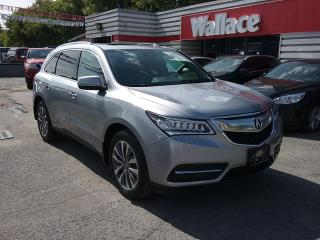 Used 2016 Acura MDX SH-AWD 9-Spd AT w/Tech and Entertainment Package for sale in Ottawa, ON