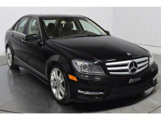 Used 2013 Mercedes-Benz C-Class En Attente for sale in L'ile-perrot, QC