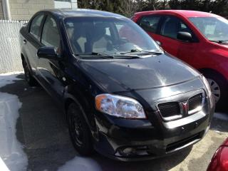 Used 2007 Pontiac Wave for sale in Sherbrooke, QC