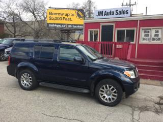 Used 2007 Nissan Pathfinder SE for sale in Toronto, ON