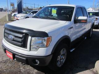 Used 2009 Ford F-150 XLT FX4 for sale in Hamilton, ON