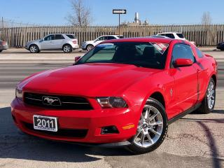 Used 2011 Ford Mustang V6 **ACCIDENT FREE** FINANCING AVAILABLE! for sale in Mississauga, ON