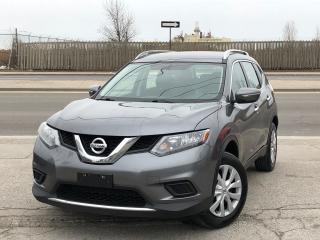 Used 2014 Nissan Rogue S AWD *FINANCING AVAILABLE* for sale in Mississauga, ON