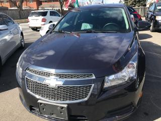 Used 2014 Chevrolet Cruze 1.4 Litre for sale in Etobicoke, ON