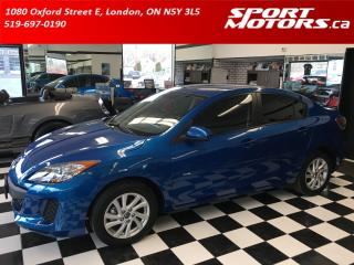 Used 2013 Mazda MAZDA3 GS-SKY! Bluetooth! Heated Seats! Rust Module! for sale in London, ON