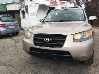 Used 2007 Hyundai Santa Fe GL 5Pass Safety And E Test is Included The Price for sale in Scarborough, ON