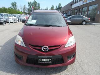 Used 2008 Mazda MAZDA5 GS / ONE OWNER / EXTREMELY WELL MAINTAINED for sale in Newmarket, ON