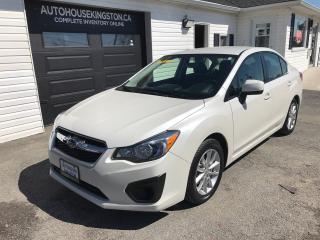 Used 2014 Subaru Impreza 2.0i w/Touring Pkg for sale in Kingston, ON