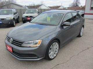 Used 2015 Volkswagen Jetta Trendline for sale in Hamilton, ON