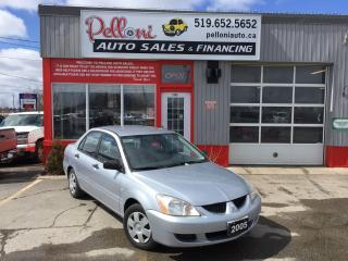 Used 2005 Mitsubishi Lancer ES AUTOMATIC w/Pwr Plus Pkg for sale in London, ON