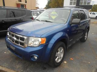 Used 2008 Ford Escape 4 portes, 4 RM, V6 XLT for sale in Sorel-Tracy, QC