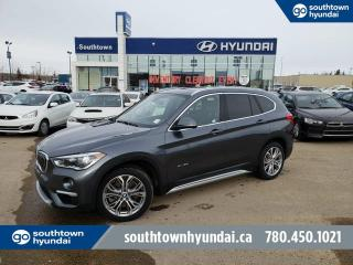 Used 2017 BMW X1 xDrive28i/PANO ROOF/LEATHER/BACKUP CAM for sale in Edmonton, AB