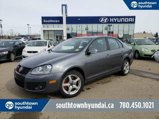 Used 2007 Volkswagen Jetta GLI/6SPD/SUNROOF/HEATED SEATS/POWER OPTIONS for sale in Edmonton, AB