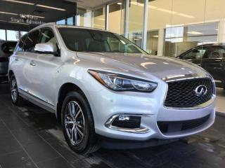 Used 2018 Infiniti QX60 NAVI, AWD, ACCIDENT FREE for sale in Edmonton, AB