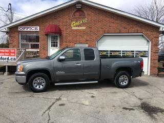 Used 2011 GMC Sierra 1500 SL NEVADA V8 4x4 for sale in Bowmanville, ON