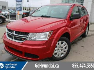 Used 2014 Dodge Journey PW/PL/AC/PUSH BUTTION START KEYLESS ENTRY for sale in Edmonton, AB