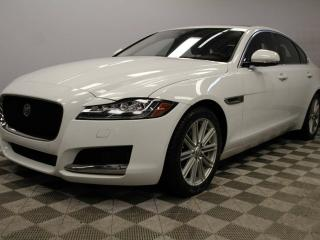 Used 2017 Jaguar XF Prestige - 4yr/80000kms manufacturer warranty included until June 29, 2021! Locally Driven | No Accidents | Executive Demo | 3M Protection Applied | Navigation | Back Up Camera | Parking Sensors | Reverse Traffic/Blind Spot/Closing Vehicle Sensors | Heate for sale in Edmonton, AB