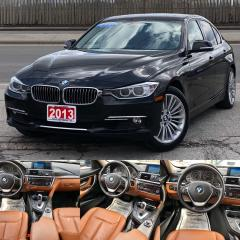 Used 2013 BMW 3 Series 328i xDrive NAVI *FINANCING AVAILABLE* for sale in Mississauga, ON