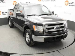 Used 2013 Ford F-150 XLT 4x4 SuperCrew Cab 5.5 ft. box 145 in. WB for sale in Red Deer, AB