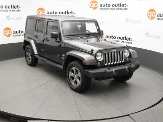 Used 2016 Jeep Wrangler Unlimited Sahara 4dr 4x4 for sale in Red Deer, AB