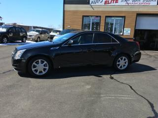 Used 2008 Cadillac CTS Berline 4 portes avec 1SA for sale in Saint-sulpice, QC