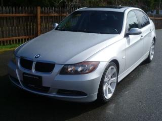 Used 2006 BMW 3 Series 323i for sale in Parksville, BC