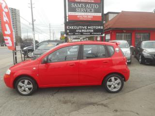 Used 2008 Pontiac Wave LOW KM for sale in Scarborough, ON