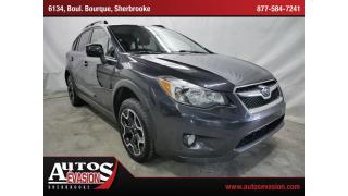 Used 2014 Subaru XV Crosstrek for sale in Sherbrooke, QC