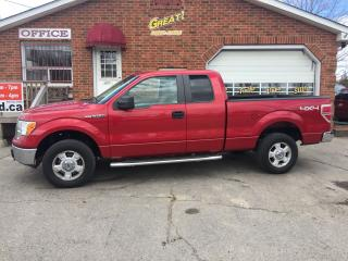 Used 2010 Ford F-150 XLT 4X4 V8 for sale in Bowmanville, ON